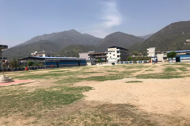 Rainbow Public School-Campus Area