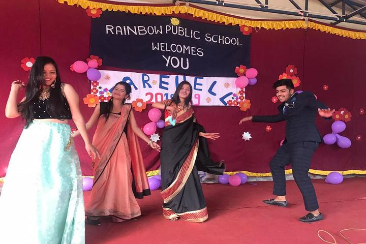 Rainbow Public School-Farewell Celebrations2