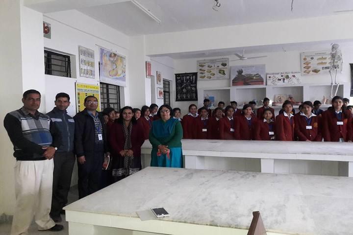 Rajeev Gandhi Navodaya Vidyalaya-Biology Lab