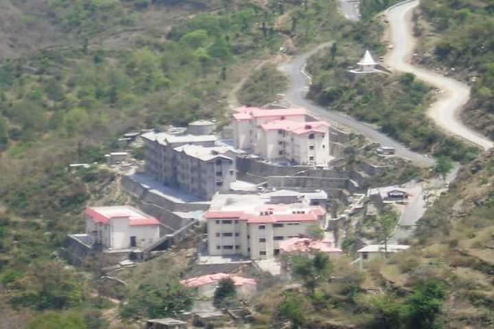 Rajeev Gandhi Navodaya Vidyalaya-Campus
