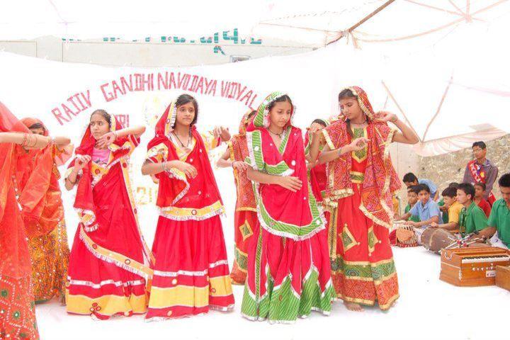 Rajeev Gandhi Navodaya Vidyalaya-Event