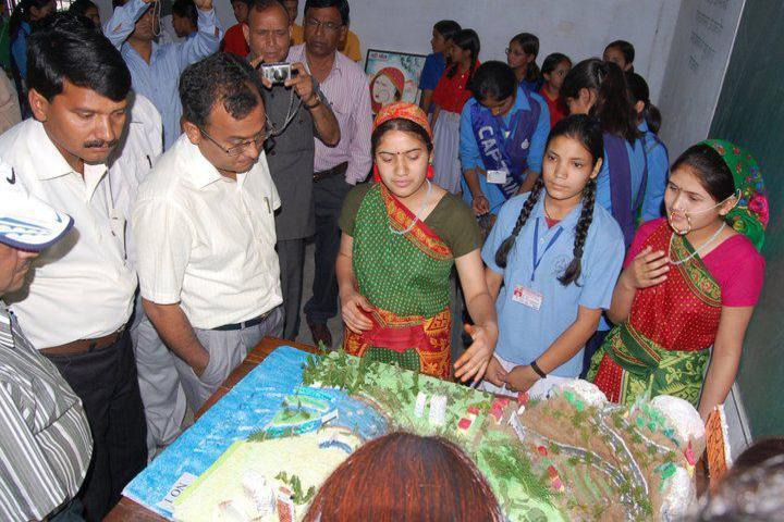 Rajeev Gandhi Navodaya Vidyalaya-Exhibition