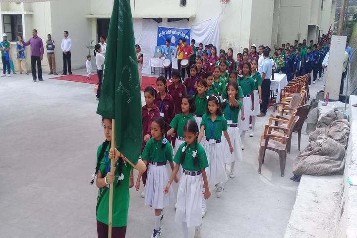 Rajeev Gandhi Navodaya Vidyalaya-Independence Day