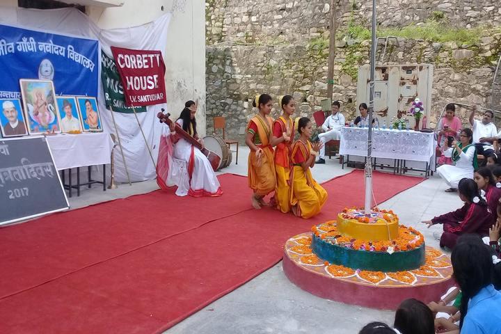 Rajeev Gandhi Navodaya Vidyalaya-Performance