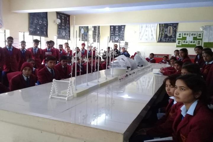 Rajeev Gandhi Navodaya Vidyalaya-Science Lab