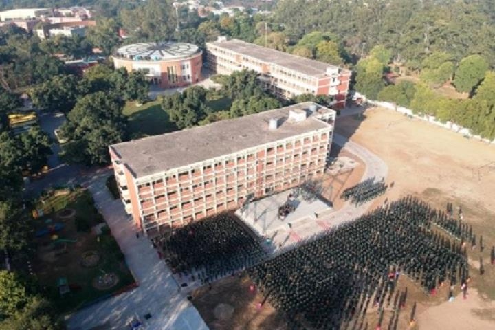 St Annes Convent School-Campus