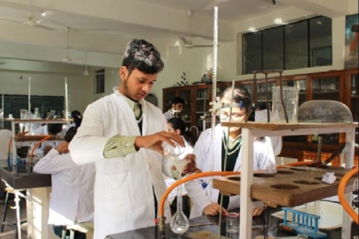 St Annes Convent School-Chemistry-Lab