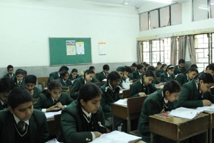"""St. AnneS Convent School-Classroom"""