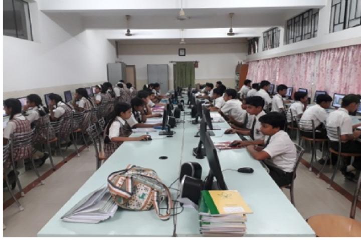 """St. AnneS Convent School-Computer Lab"""
