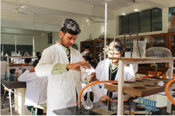 """""""St. AnneS Convent School-Chemistry Lab1"""""""