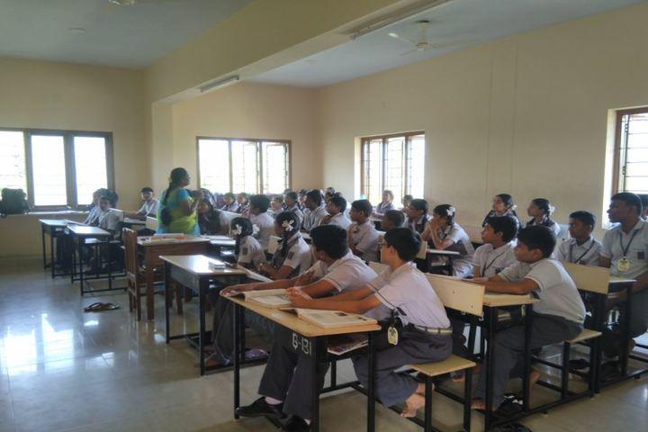 GVK Chinmaya Vidyalya-Classrooms