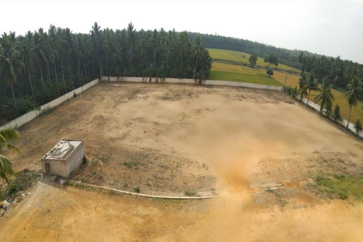 GVK Chinmaya Vidyalya-School Playground