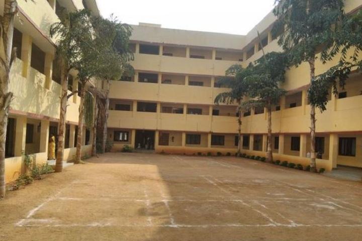 GVK Chinmaya Vidyalya-School View