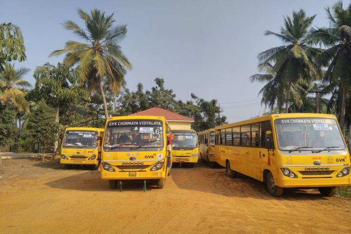 GVK Chinmaya Vidyalya-Transport Facility