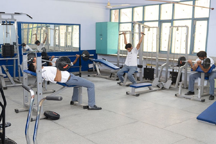 St Johns High School-Gym