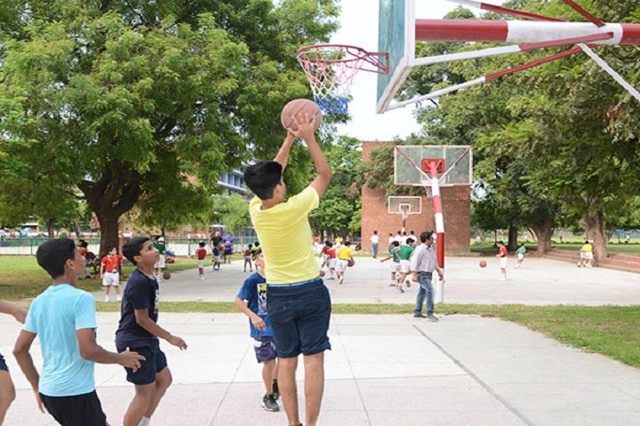 St JohnS High School-Games