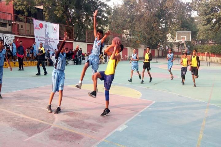 Rishikesh International School-Basket Ball