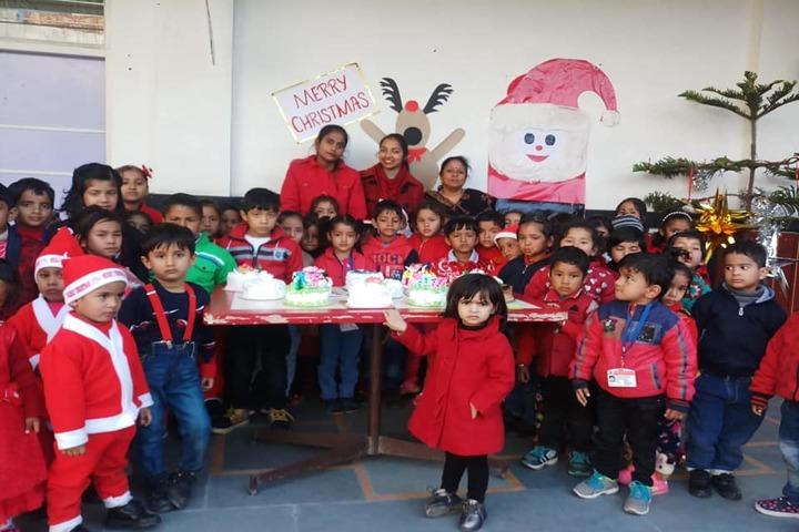 Rishikesh International School-Christmas Day Celebrations
