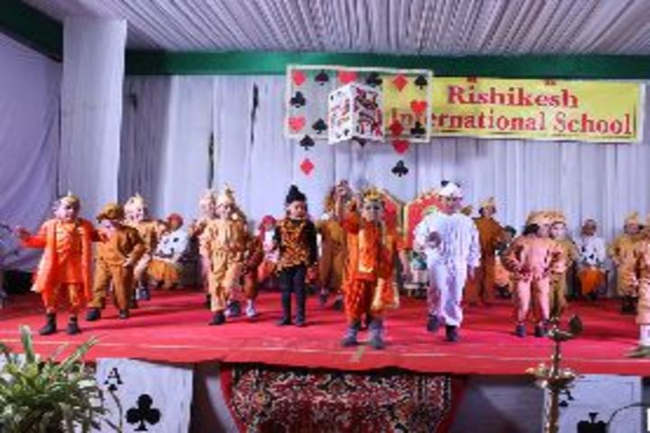 Rishikesh International School-Dances
