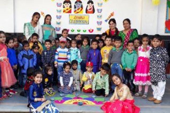 Rishikesh International School-Diwali Celebrations