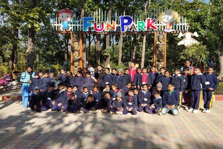 Rishikesh International School-Fun Park Trip