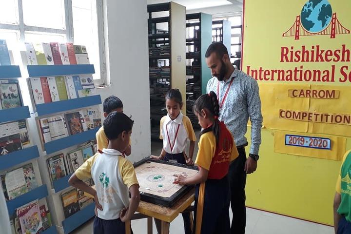 Rishikesh International School-Indoor Games