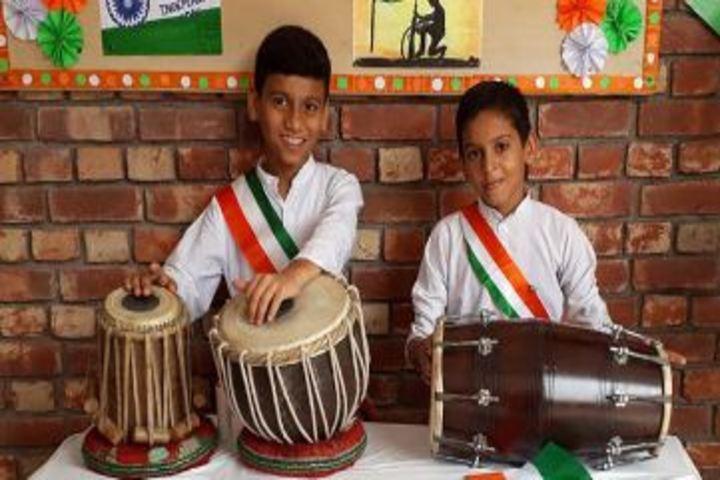 Rishikesh International School-Music