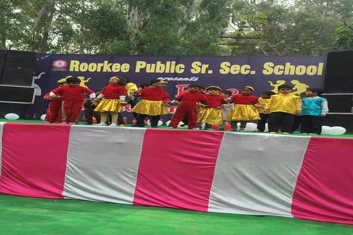 Roorkee Public Senior Secondary School-Dances