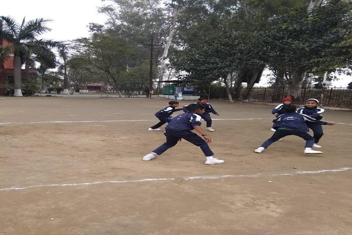 Roorkee Public Senior Secondary School-Sports