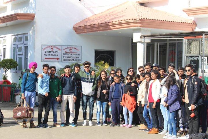 Roorkee Public Senior Secondary School-Tour