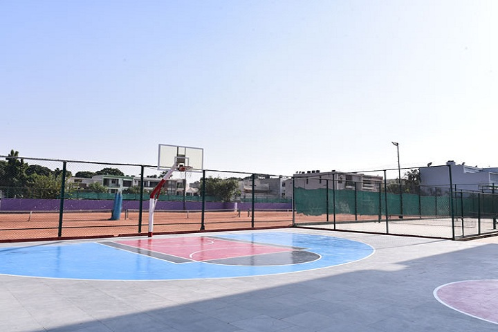 """ St. Peters Senior Secondary School-Play Ground"""