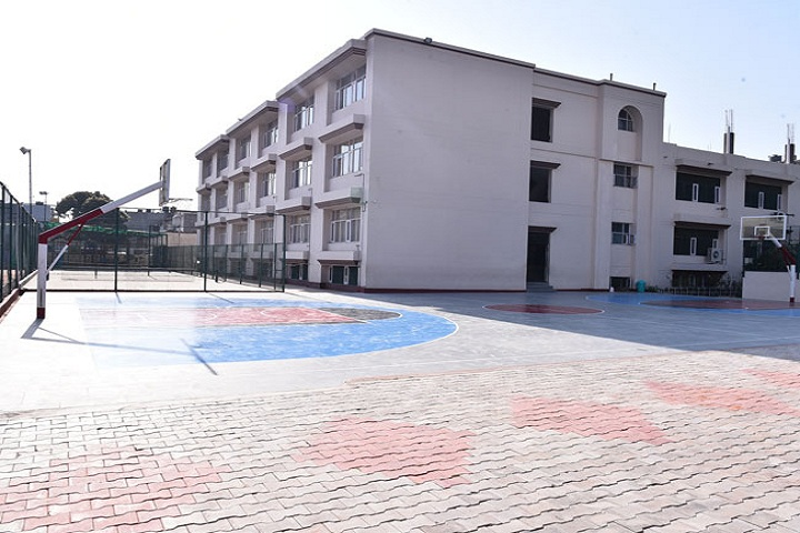""" St. Peters Senior Secondary School-Campus View"""