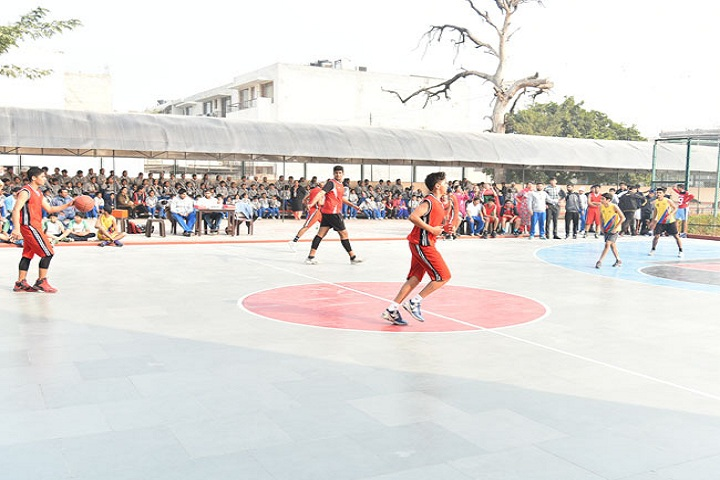 """ St. Peters Senior Secondary School-Sports"""