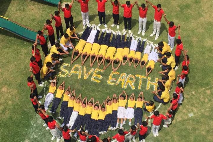 S K M Public School-Activity