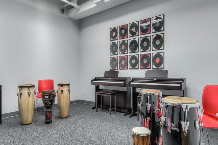 S K M Public School-Music Room