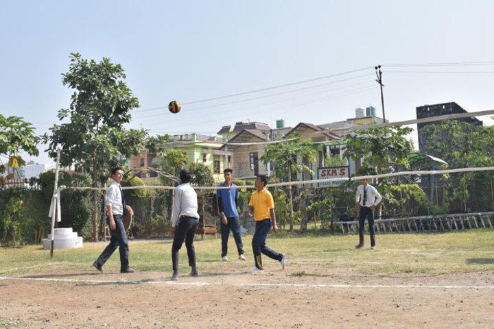 S K M Public School-Sports