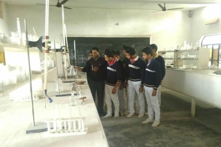 S B N International School-Physics Lab