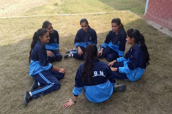S B N International School-Scouts