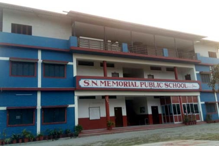 S N Memorial Public School-Campus