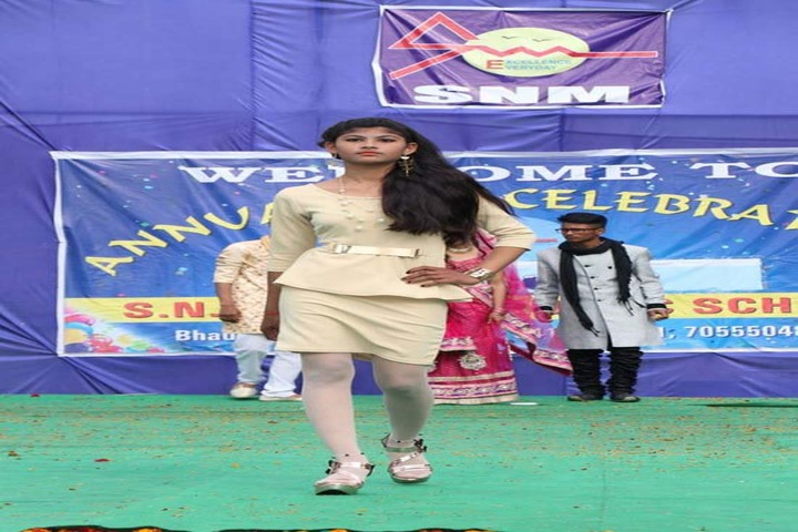 S N Memorial Public School-Fashion Show