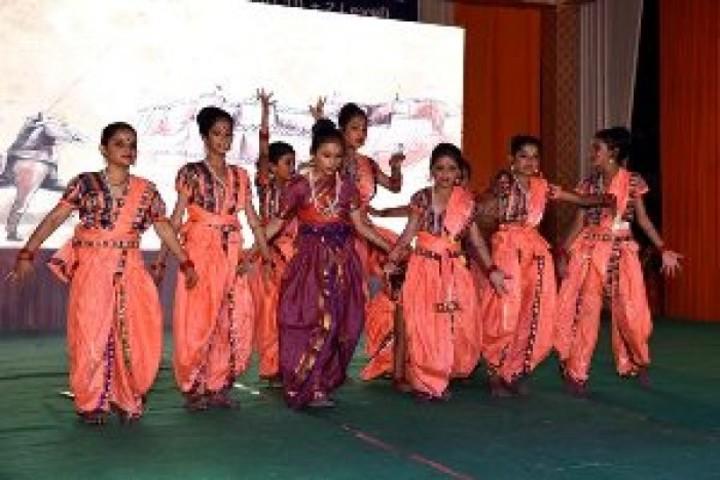 S N Memorial Public School-Cultural Dances