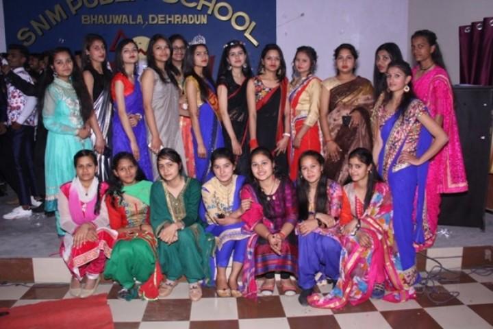 S N Memorial Public School-Farewell Day