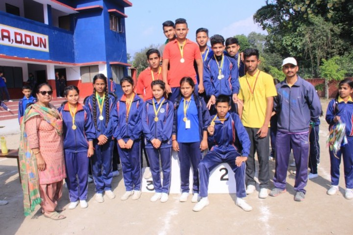 S N Memorial Public School-Prizes