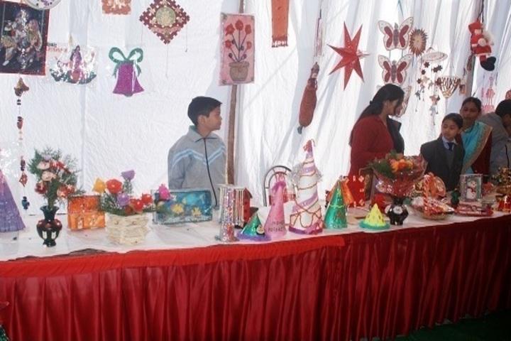 Sai Grace Academy International-Art and Craft