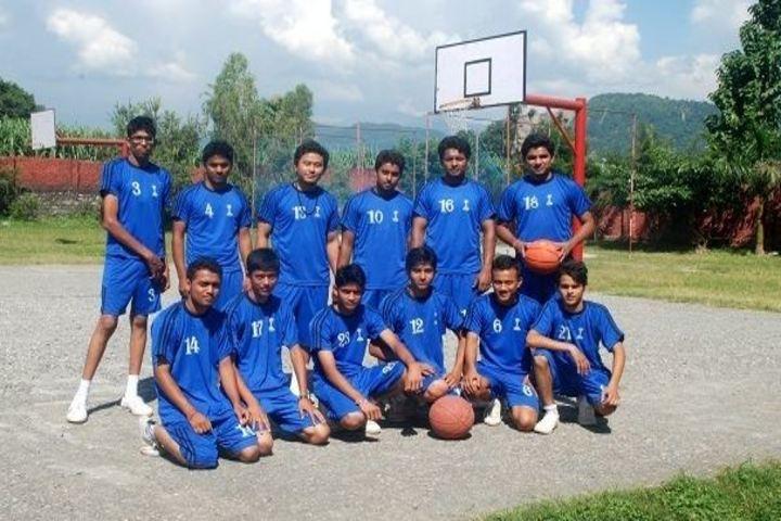 Sai Grace Academy International-Basket Ball Team
