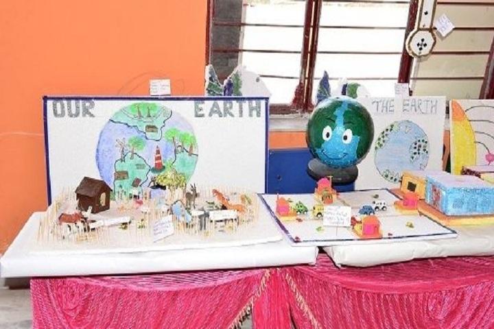 Sai Grace Academy International-Earth Day
