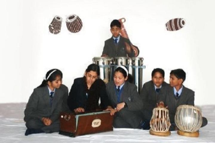 Sai Grace Academy International-Music
