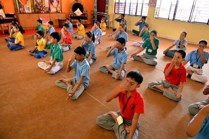 Sai Grace Academy International-Yoga