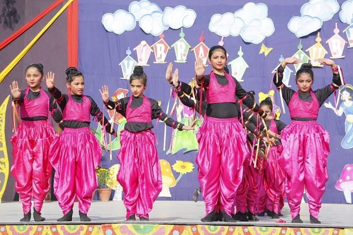 St Joseph High School-Cultural Program