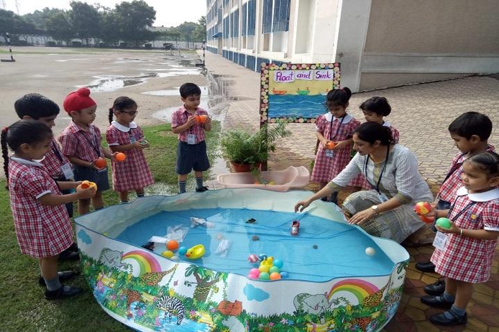 St Joseph High School-Kids Play Area